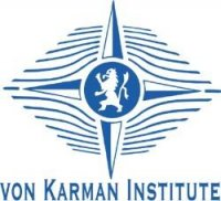 fluid dynamics logo. von karman institute for fluid dynamics. the dynamics logo