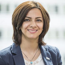 Mona Sobhani Zadeh, B.A. Informatik