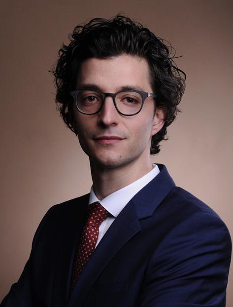 Foto Prof. Dr. habil. Gianluca De Candia