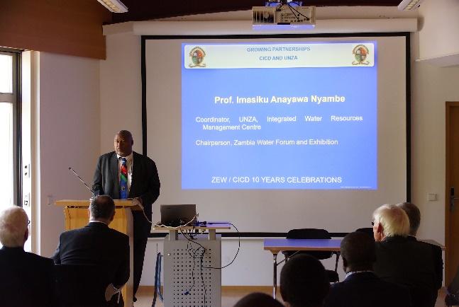 Prof. Nyambe